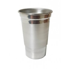 Copo Alumínio chopp 400 ml