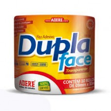 Fita Dupla Face Transp 228  Adere - 30MT