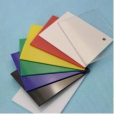 Chapa de Poliestireno (PS) 3mm - Colorido - 2,00 x 1,00 mts