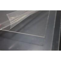 Chapa de Poliestireno (PS) - Cristal - 2,00 x 1,00 mts
