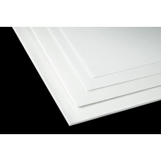 Chapa de Poliestireno (PS) - Branco - 5,00 x 1,40 mts